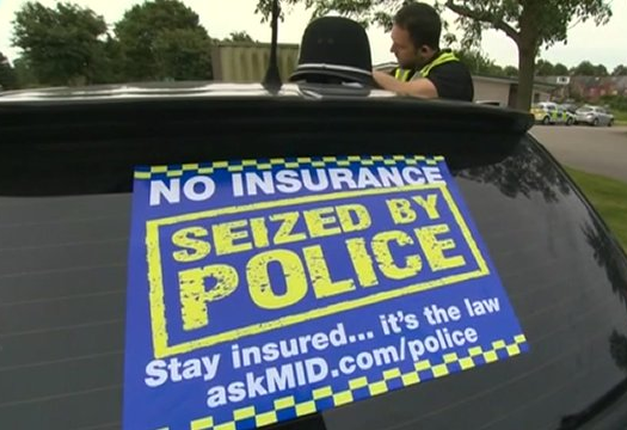 Car Seized By Police Can I Get It Back