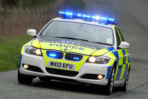 Police ANPR Interceptor