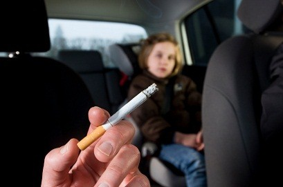 Seized Car Insurance - Smoking in car to be banned