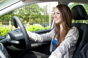 Young driver - Impounded Car Insurance UK