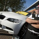 BMW seized